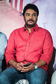 Sundar C. Indian film actor and director
