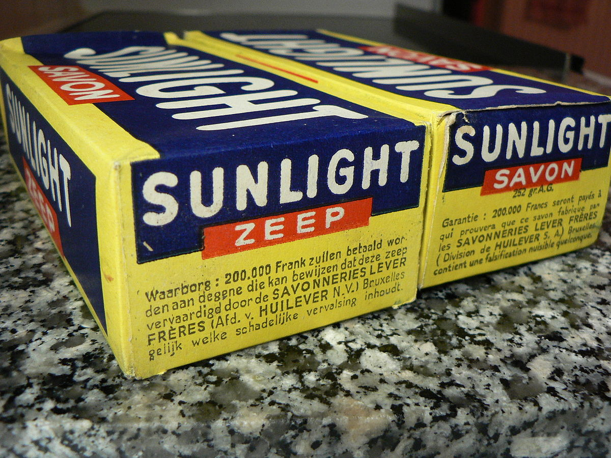 Sunlight (cleaning product) - Wikipedia