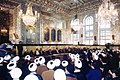 Supreme Leader Ali Khamenei in Shah Abdol Azim Mosque (27).jpg