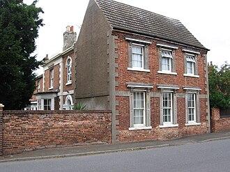 Sutton-on-Trent - Image: Sutton on Trent Vine House