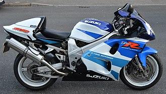 Suzuki TL1000R - Image: Suzuki TL1000R