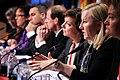 Sveriges nordiska samarbetsminister Ewa Bjorling tillsammans med sina nordiska kollegor vid Nordiska Radets session i Reykjavik pa Island 2010-11-04 (1).jpg