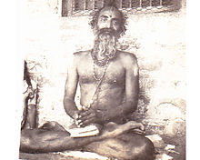 Parvatikar praying