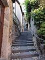 Switzerland - Ronco sopra Ascona (TI). Scalinata Cair.JPG
