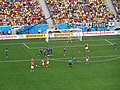 Switzerland and Ecuador match at the FIFA World Cup 2014-06-15 DSC06423 (14430529475).jpg