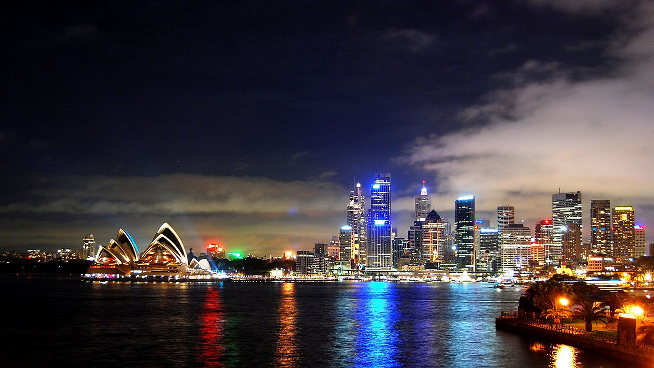 Dating with a purpose in Sydney