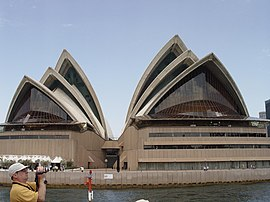 Sydney Opera (left) and Concert Hall (right).jpg