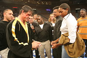 Sylvester Stallone Ring