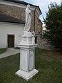 Szűz Mária szobra (1904), 2018 Mezőkövesd.jpg