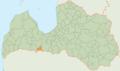 Tērvetes novada karte.png
