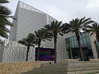 Tobin Center for the Performing Arts Auditorium in San Antonio, Texas, U.S.