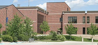 Concordia University Nebraska - The Thom Leadership Education Center was dedicated in 2000 and contains state-of-the-art classrooms, meeting rooms, and an auditorium. It houses education the offices of the College of Education and the Director of Christian Education program.