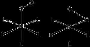Transition metal dioxygen complex - Image: T Mdioxygen Cmpx