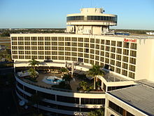 Tampa Airport Parking Intercontinental Hotel