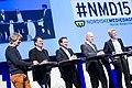 TV-toppmøtet 2015 - Trygve Rønningen - NMD 2015 (17214833270).jpg