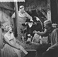 TVspel Claudia, v.l.n.r. Kitty Janssen (Claudia) Guus Verstraete (Frits) en Wi, Bestanddeelnr 910-5737.jpg
