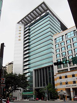 Taiwan Cooperative Financial Holding Building 20171216.jpg