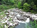 Takiyamakyo Canyon.JPG