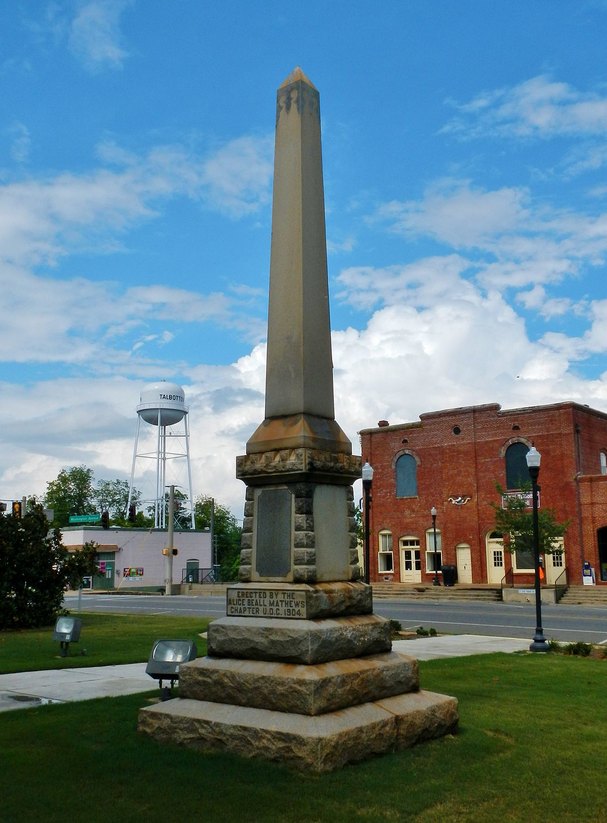 Talbotton Georgia Wikipedia