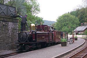 British narrow-gauge railways - Wikipedia