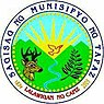 Tapaz official municipal logo.jpg