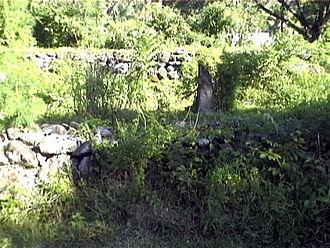Marae - Taputapuātea marae in Avarua