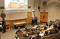 Taq-e Kisra - Ctesiphon documentary screening at US Militay Academy - West Point NY 2018.jpg