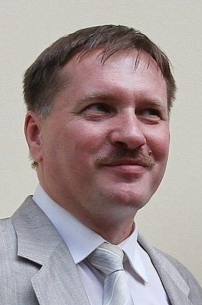 Taras Chornovil Member of Ukrainian Parliament