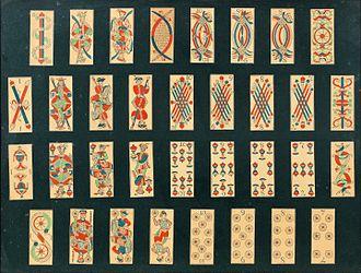 Trappola - Trappola cards by Anton Herrl