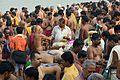 Tarpan - Jagannath Ghat - Kolkata 2012-10-15 0645.JPG