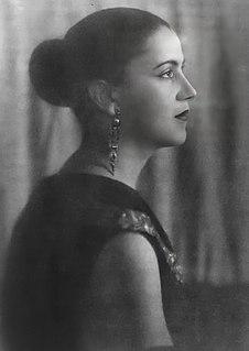Tarsila do Amaral Brazilian painter, draftswoman and translator