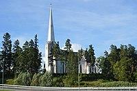 Tarvastu kiriku vaade.JPG