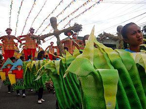 Bayawan - Tawo Tawo Festival in Bayawan City, February 2013