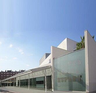 Núria Espert - Teatre Núria Espert, Sant Andreu de la Barca, Barcelona