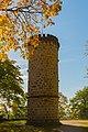 Tecklenburg Burgruine Wierturm 09.jpg