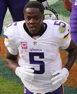 Teddy Bridgewater American football quarterback