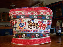 Tea cosy - Wikipedia : quilted tea cosy - Adamdwight.com