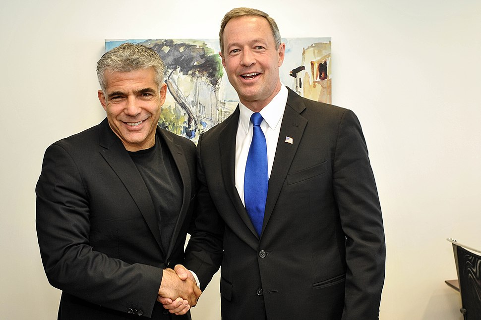 Tel Aviv Stock Exchange, Yair Lapid, US Ambassador, Reception (8720693010)