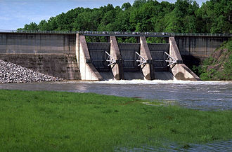 Tennessee Valley Authority v. Hill - Completed Tellico Dam
