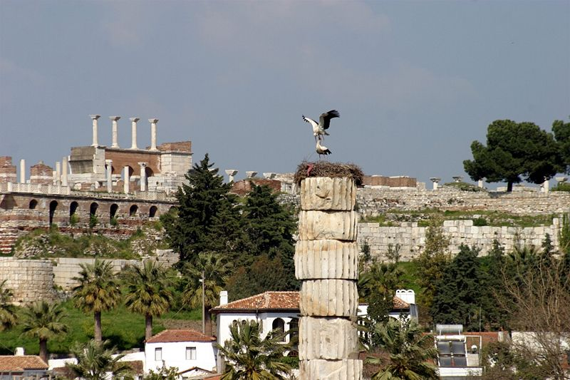 Temple of Artemis in Ephesus