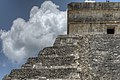 Temple of Kukulcan - Chichen Itza, Yucatán, Mexico - August 16, 2014 08.jpg