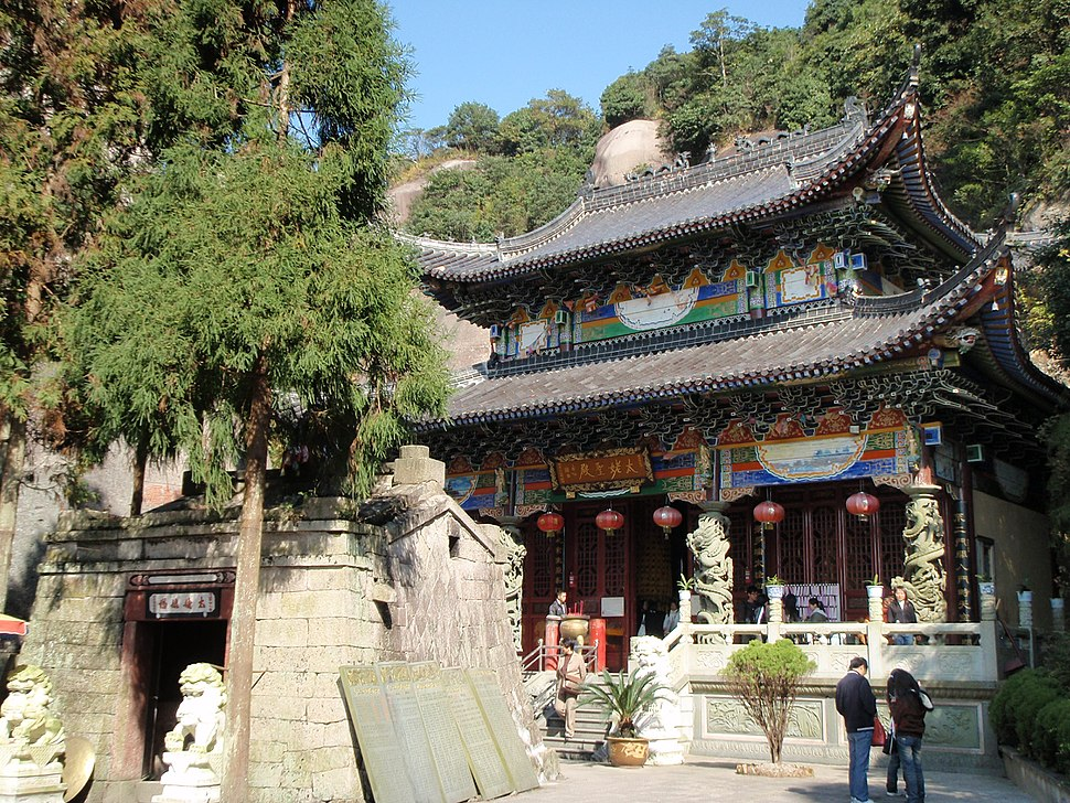 Temple of the Highest Goddess in Fuding, Ningde, Fujian, China (1)