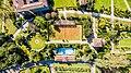 Tennis court, circle and swimming pool (27439126388).jpg