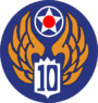 Tenth Air Force - Emblem (World War II).png