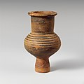 Terracotta lydion (perfume jar) MET DP130719.jpg