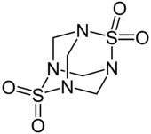 Tetramethylenedisulfotetramine.png