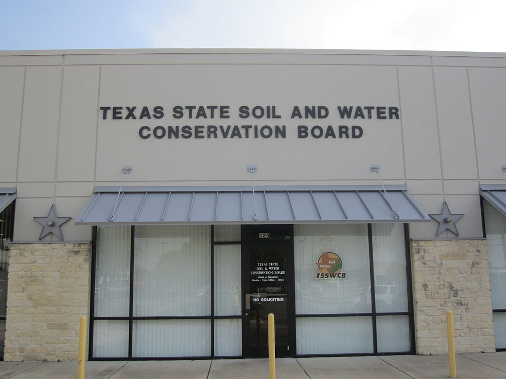 File texas state soil and water conservation board temple for Soil and water facts