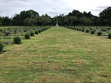 World War II Cemetry