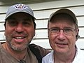Thanks Nathan for reaching out and inviting me to lunch; another online friend now met face to face. (5917626820).jpg