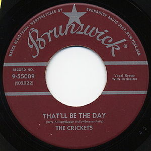 "1957 in music - ""That'll Be the Day"""